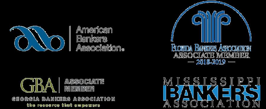 Banking Association Membership Logos
