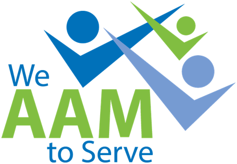 We AAM To Serve